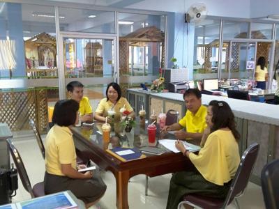 ประชุมกลุ่มบริหารการเงินและสินทรัพย์ 9 พ.ค. 59